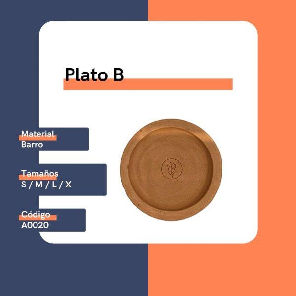 A0020 Accesorio Plato B Barro Replanto