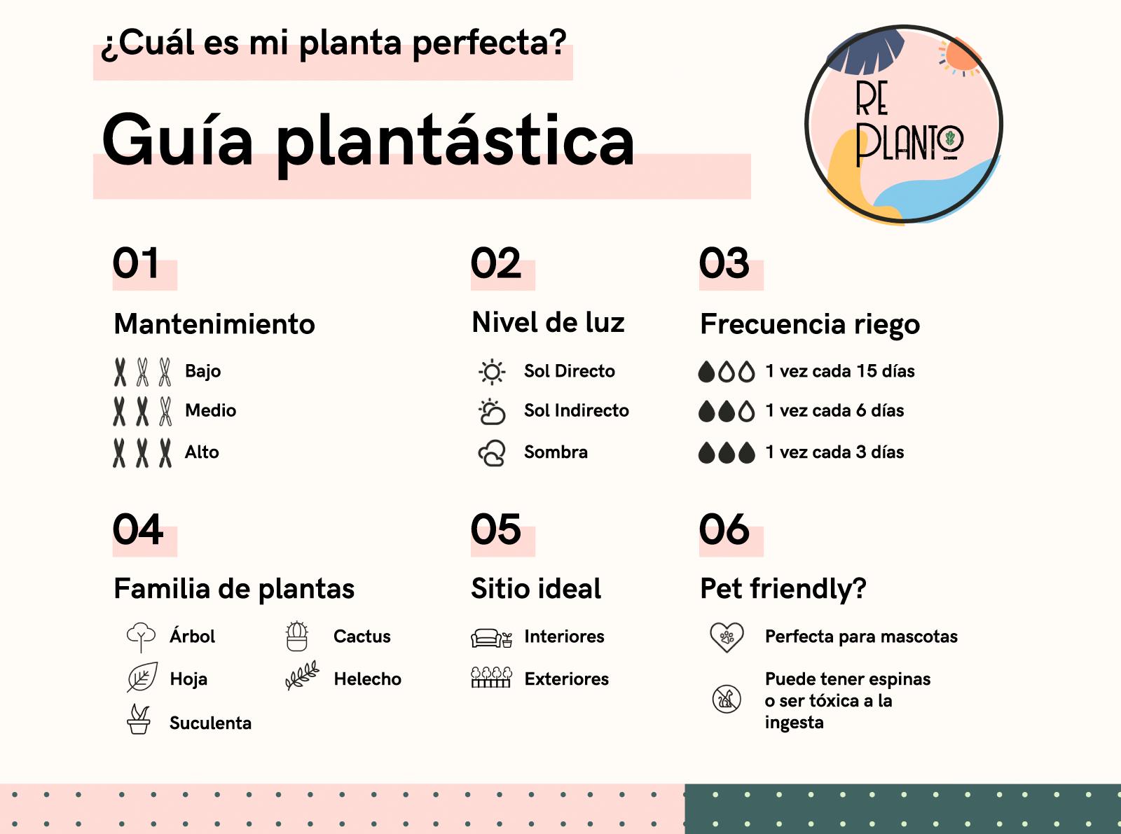 Guia Plantastica