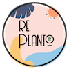 Logo rePlanto Color