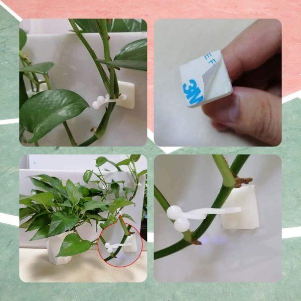 A0040 Accesorio Clip para planta trepadora Replanto 1