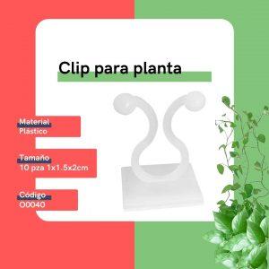 A0040 Accesorio Clip para planta trepadora Replanto 3
